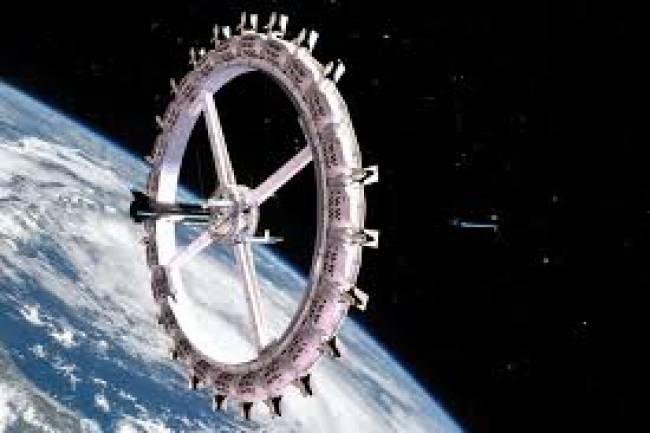 El Hotel Espacial será una realidad en el 2027