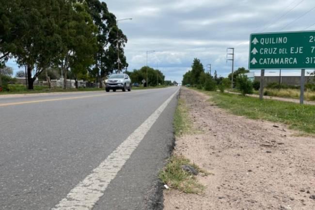En 15 días se pone en marcha la repavimentación del tramo Deán Funes- Catamarca