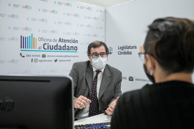 Inauguraron una Oficina de Atención al Ciudadano en la Legislatura