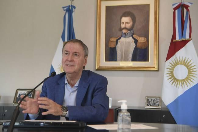 Córdoba y la Embajada Argentina en E.E.U.U piensan en un trabajo conjunto