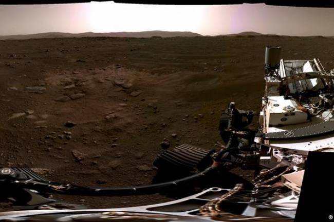 El Perseverance de la NASA transformó dióxido de carbono de Marte en oxígeno