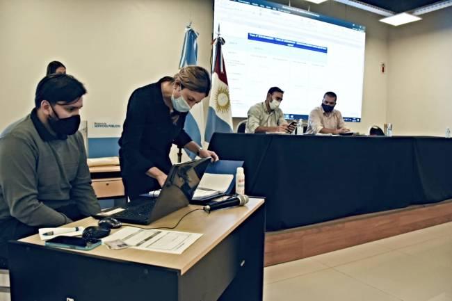 Casi 15 millones para obra de sistematización hídrica en Villa Nueva