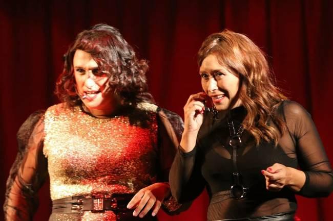 Río Cuarto: Se presentan Carlota Cachonda junto a la sexóloga Analía Pereyra en un show de sexo y humor