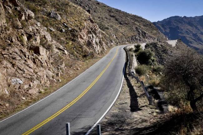 ¡Atención! La Ruta Provincial 34  cortada por obras