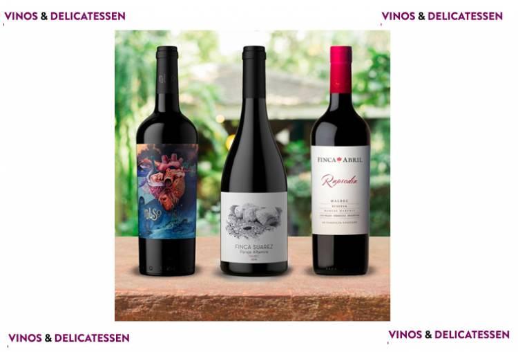 Los 3 Vinos elegidos de la semana: Malbecs de Valle de Uco para el aplauso