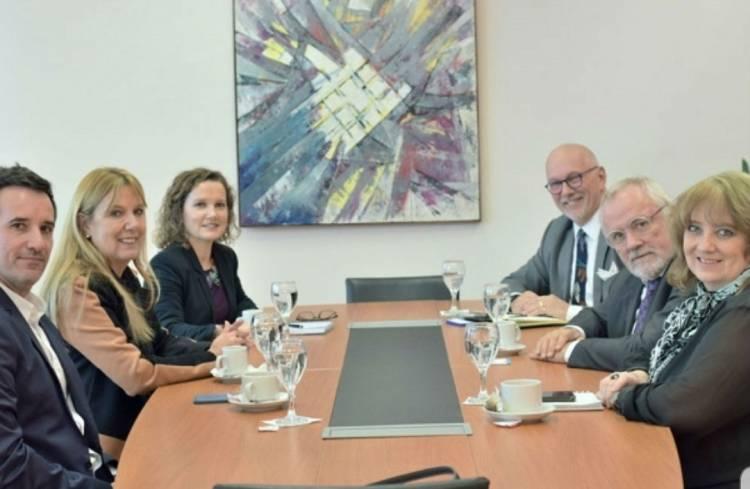 Miembros del PMI Global Board visitaron Córdoba