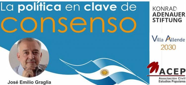 ACEP y la KAS continúan en Villa Allende su ciclo de conferencias