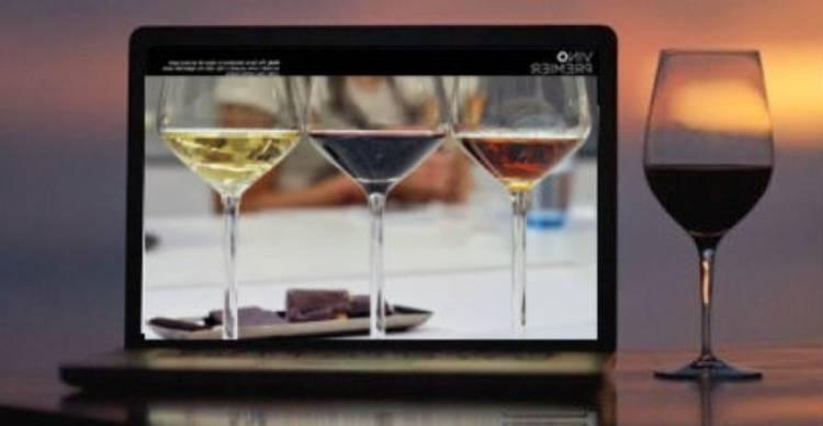 Compartir un vino virtual, la idea para evadir la cuarentena