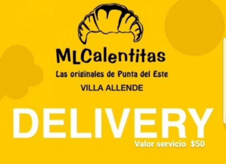 Delivery de medialunas y panadería en Sierras Chicas