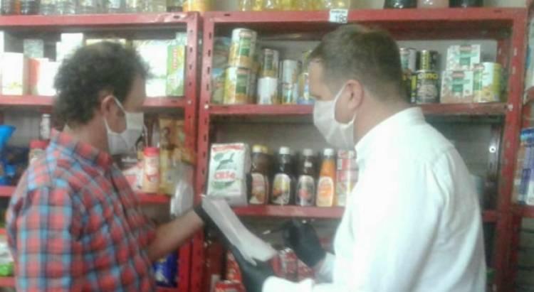 #EntreTodos - Concejales de Mendiolaza salen a controlar precios