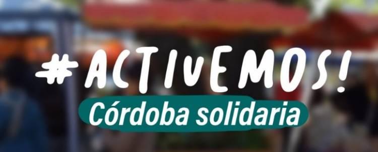 Activemos Córdoba: campaña solidaria para llevar alimentos de la economía popular a comedores