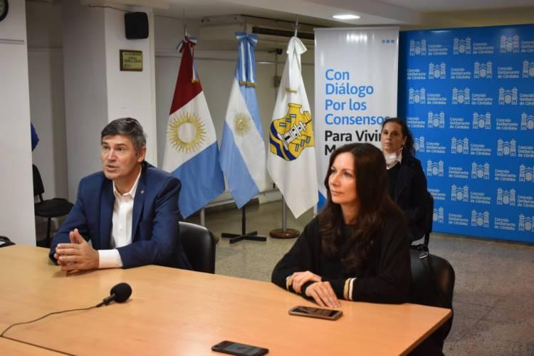 Concejo Deliberante: Primera reunión de la Comisión de Equidad y Género