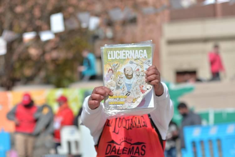 """En su 25 aniversario, la Municipalidad de Córdoba homenajeó a """"La Luciérnaga"""""""
