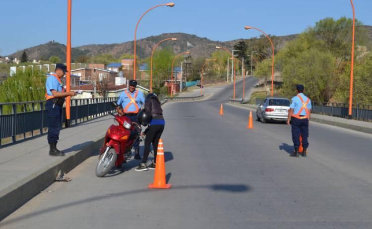 Informe diario policial en el Valle de Punilla