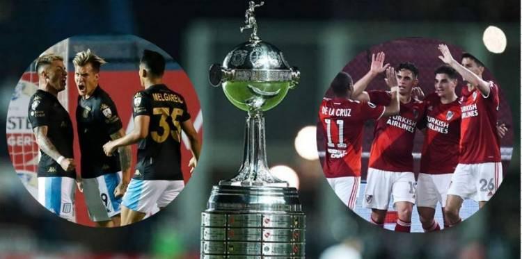 Copa Libertadores: Ganaron Racing y River y ya están en Octavos