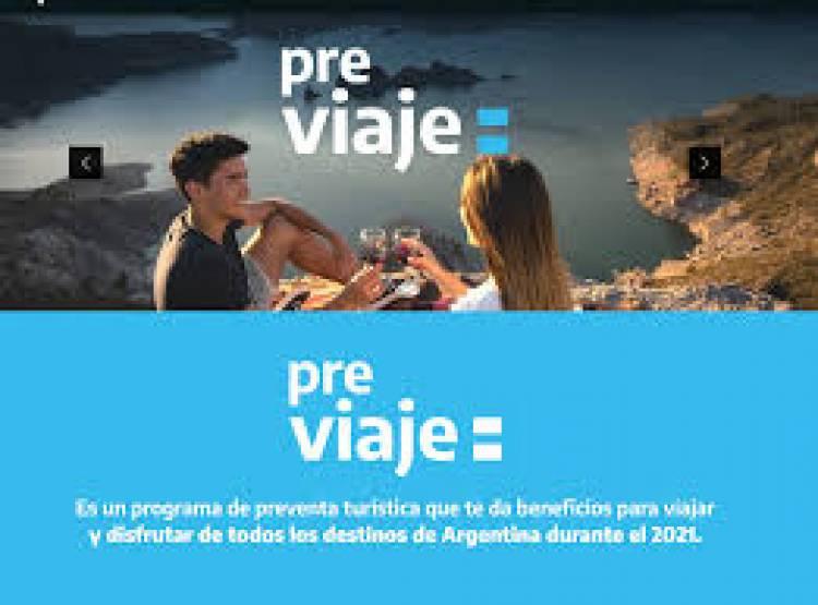 Programa PreViaje: más de 200 mil turistas compraron ya sus paquetes de vacaciones