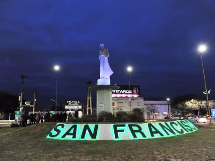 San Francisco: Gobierno nacional invierte $77 millones en obras