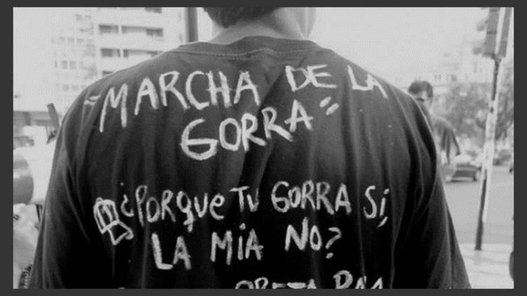 """Marcha contra la violencia institucional y el """"gatillo fácil"""" en Córdoba"""