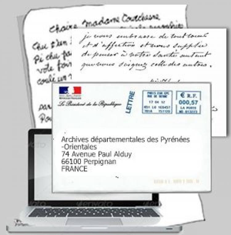Cartas de alumnos franceses alientan a personal y pacientes de Hospital argentino