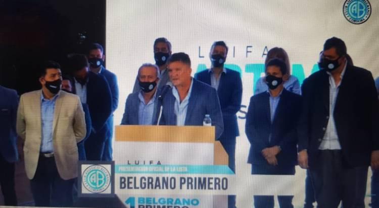 Luifa Artime lanzó oficialmente su candidatura para la presidencia de Belgrano