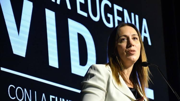 María Eugenia Vidal estuvo en Córdoba y se proyecta para el 2023