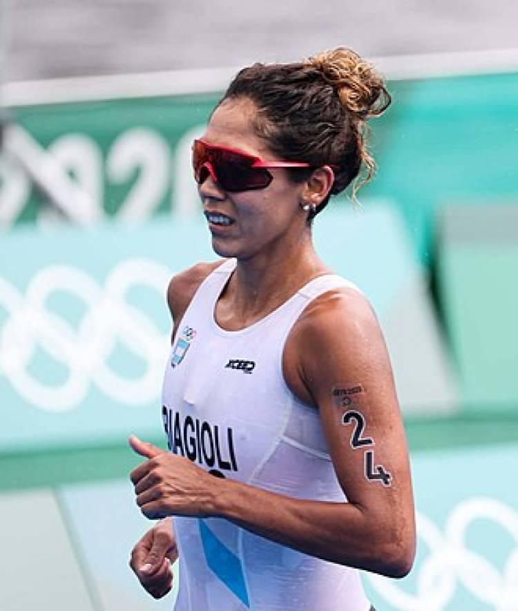 Romina Biagioli, deportista olímpica cordobesa y todo un ejemplo a seguir
